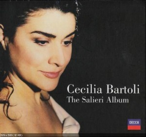 Audio CD Cecilia Bartoli. The Salieri Album