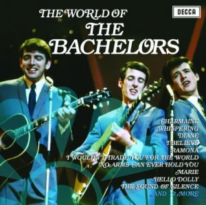 Audio CD The Bachelors. The World Of