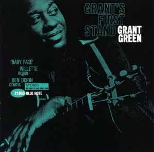 Audio CD Grant Green. Grant's first stand