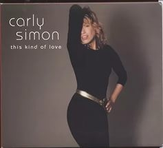 Audio CD Carly Simon. This Kind Of Love