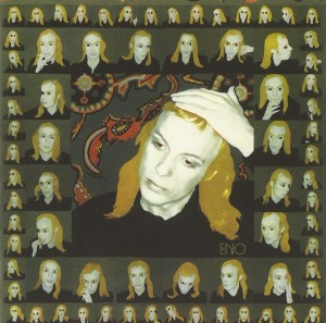 Audio CD Brian Eno. Taking Tiger Mountain