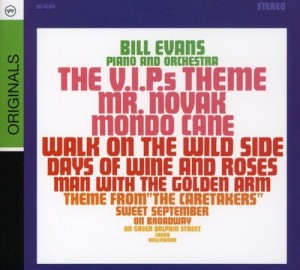 Audio CD Bill Evans. Theme From