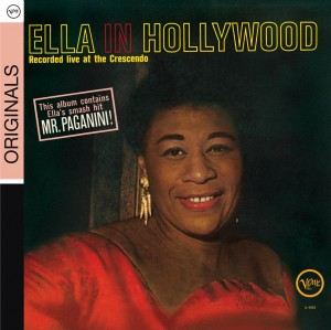 Audio CD Ella Fitzgerald. Ella In Hollywood
