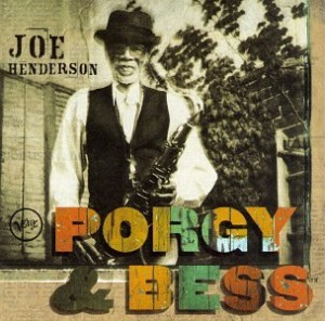 Audio CD Joe Henderson. Porgy and Bess
