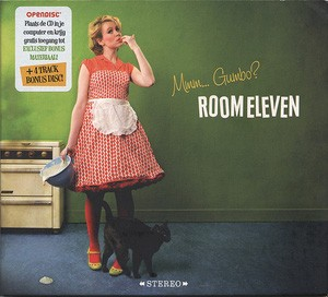 Audio CD Room Eleven. Mmm... Gumbo?