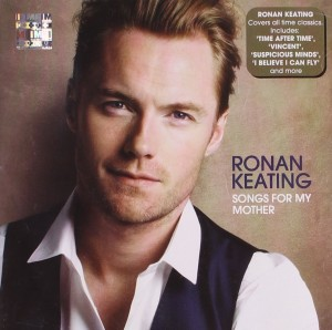 Audio CD Ronan Keating. Songs For My Mother