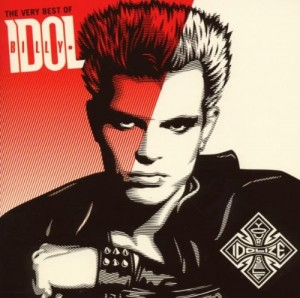 Audio CD Billy Idol. The very best of