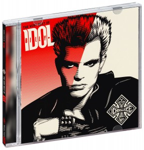 DVD + Audio CD Billy Idol. The very best of