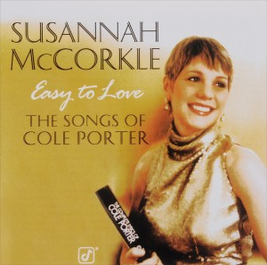 Audio CD Susannah McCorkle. Easy to love. The songs of Cole Porter