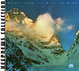 Audio CD McCoy Tyner. Fly With The Wind