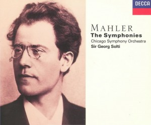 Audio CD Georg Sir Solti. Mahler: Symphony No.7