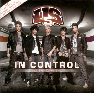 Audio CD US5. In Control: Reloaded