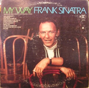 Audio CD Frank Sinatra. My Way