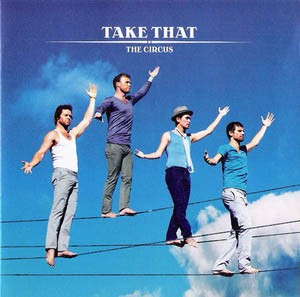 Audio CD Take That. The Circus. deluxe