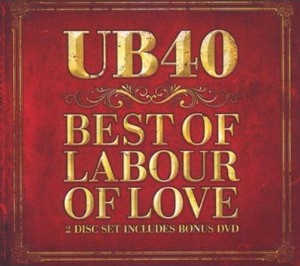Audio CD UB40. Best Of Labour Of Love