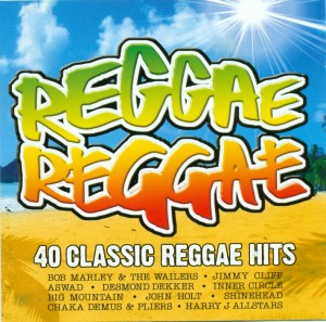 Audio CD Various Artists. Reggae Reggae