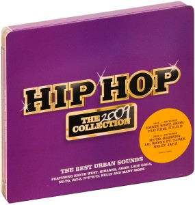 Audio CD Various Artists. Hip Hop The Collection 2009
