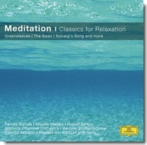 Audio CD Meditation. Classics For Relaxation