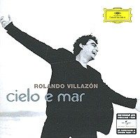 Audio CD Rolando Villazon. Cielo E Mar