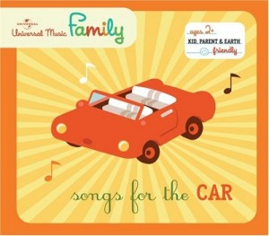 Audio CD Сборник. Songs For The Car