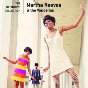 Audio CD Martha Reeves & The Vandellas. The Definitive Collection. Motown 50th Anniversary