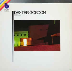 Audio CD Dexter Gordon. Clubhouse