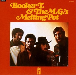 Audio CD Booker T. & the MG's. Melting Pot