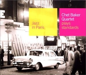 Audio CD Chet Baker. Plays Standards