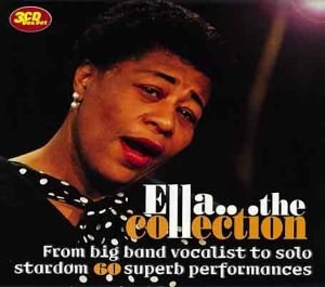 Audio CD Ella Fitzgerald. The Collection