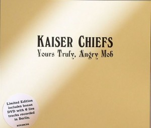 Audio CD Kaiser Chiefs. Yours Truly Angry Mob