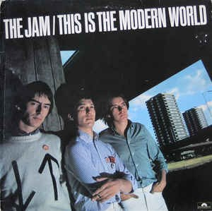 Audio CD The Jam. This Is The Modern World