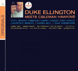 Audio CD Duke Ellington. Meets Coleman Hawkins