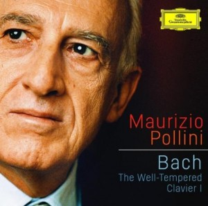 Audio CD Maurizio Pollini, Bach. The Well-Tempered Clavier.