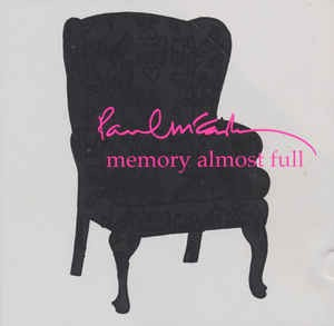 Audio CD Paul McCartney. Memory Almost Full