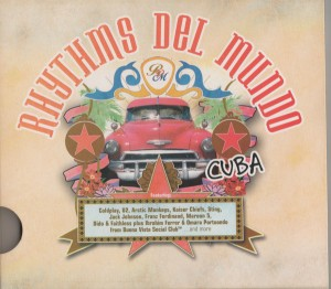 Audio CD Various. Rhythms Del Mundo (Cuba)