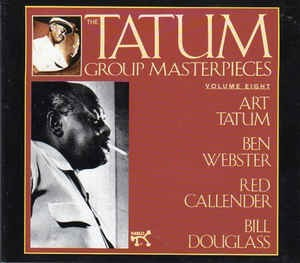 Audio CD Art Tatum. The Tatum Group Masterpieces, Vol.8