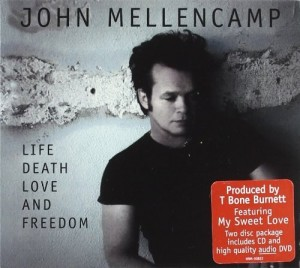 DVD + Audio CD John Mellencamp. Life, Death, Love And Freedom