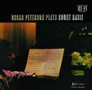 Audio CD Oscar Peterson. Plays Count Basie