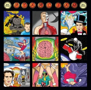 Audio CD Pearl Jam. Backspacer