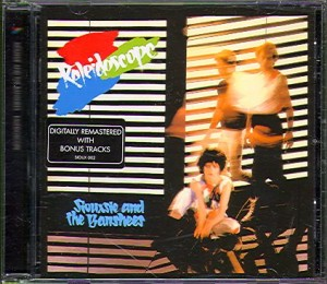 Audio CD Siouxsie and the Banshees. Kaleidoscope
