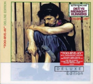 Audio CD Kevin Rowland, Dexys Midnight Runners. Too Rye Ay (deluxe)