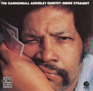 Audio CD Adderley Cannonball. Inside Straight