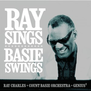 Audio CD Ray Charles. Ray Sings. Basie Swings