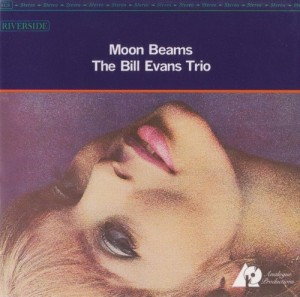 Audio CD Bill Evans. Moon Beams
