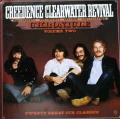 Audio CD Creedence Clearwater Revival. Chronicle. Volume 2. Twenty Great CCR Classics