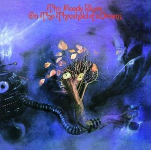 Audio CD The moody blues. On the threshold of a dream (rem+bonus)