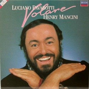 Audio CD Luciano Pavarotti. Volare