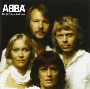 Audio CD ABBA: The Definitive Collection