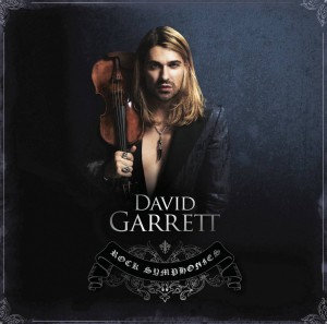 Audio CD David Garrett. Rock Symphonies