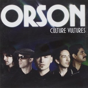 Audio CD Orson. Culture Vultures
